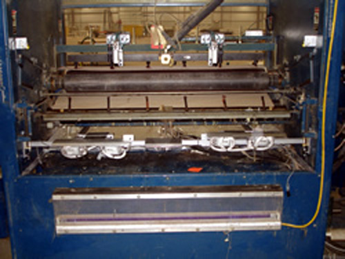 Superior Monitoring System for Black Brothers Hot Melt Roll Coater